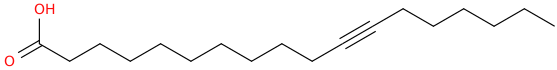 11 octadecynoic acid