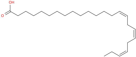 15,18,21 tetracosatrienoic acid, (15z,18z,21z)