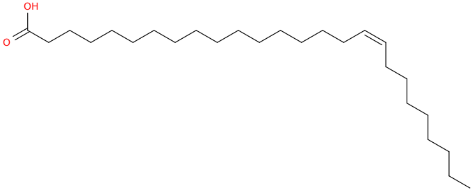 17 hexacosenoic acid, (17z)