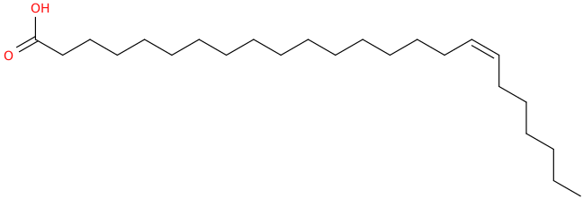 17 tetracosenoic acid, (z)