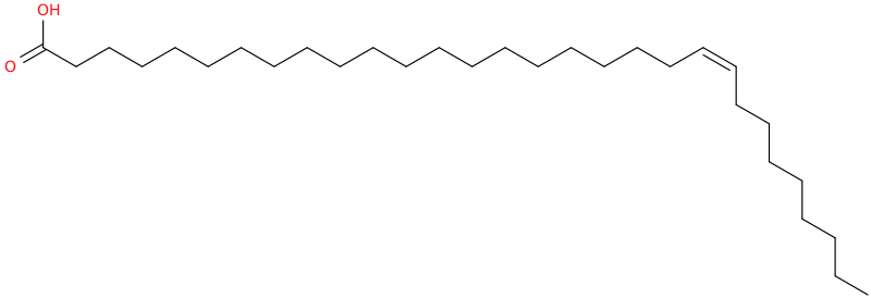 21 triacontenoic acid, (21z)