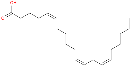 5,11,14 eicosatrienoic acid, (z,z,z)