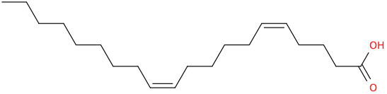 5,11 eicosadienoic acid, (5z,11z)