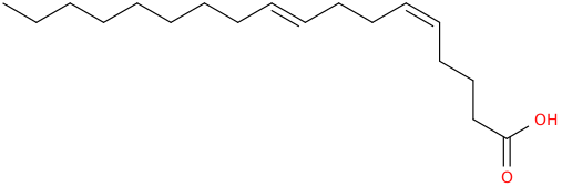 5,9 octadecadienoic acid, (z,e)