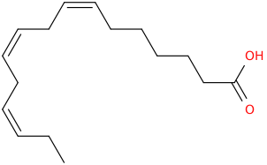7,10,13 hexadecatrienoic acid, (7z,10z,13z)