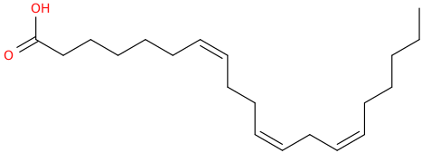 7,11,14 eicosatrienoic acid, (7z,11z,14z)