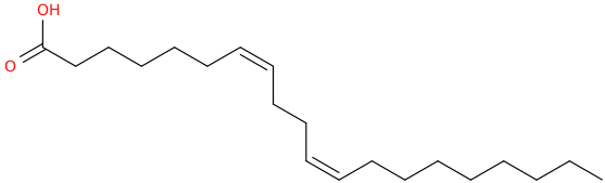 7,11 eicosadienoic acid, (7z,11z)