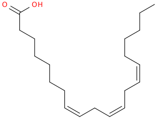 8,11,14 eicosatrienoic acid, (8z,11z,14z)