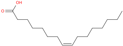 8 hexadecenoic acid, (z)