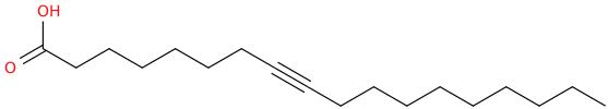 8 octadecynoic acid