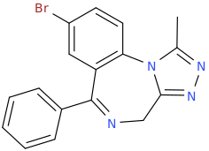 Novel RC - Bromazolam : researchchemicals