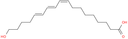 9,11,13 octadecatrienoic acid, 18 hydroxy , (9z,11e,13e)