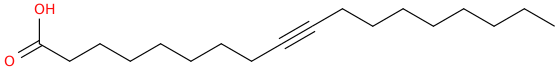 9 octadecynoic acid