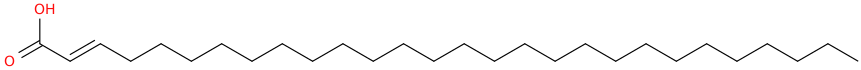 Octacosenoic acid