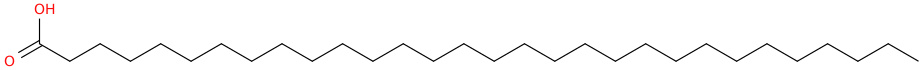 Triacontanoic acid
